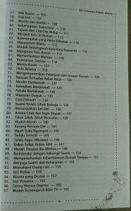 Buku Tanya Jawab Psikologi Muslimah 133 Persoalan wanita isi