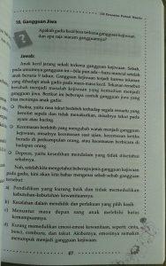 Buku Tanya Jawab Psikologi Muslimah 133 Persoalan wanita isi 2