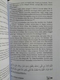 Buku Tarikh Khulafa Sejarah Para Pemimpin Islam Isi