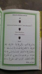 Buku Tarjamah Juz Amma Translate Arab-Latin isi 2