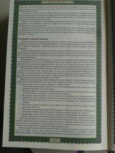 Al-Qur'an Tarjamah Tafsiriyah Memahami Al-Quran Lebih Mudah isi 5