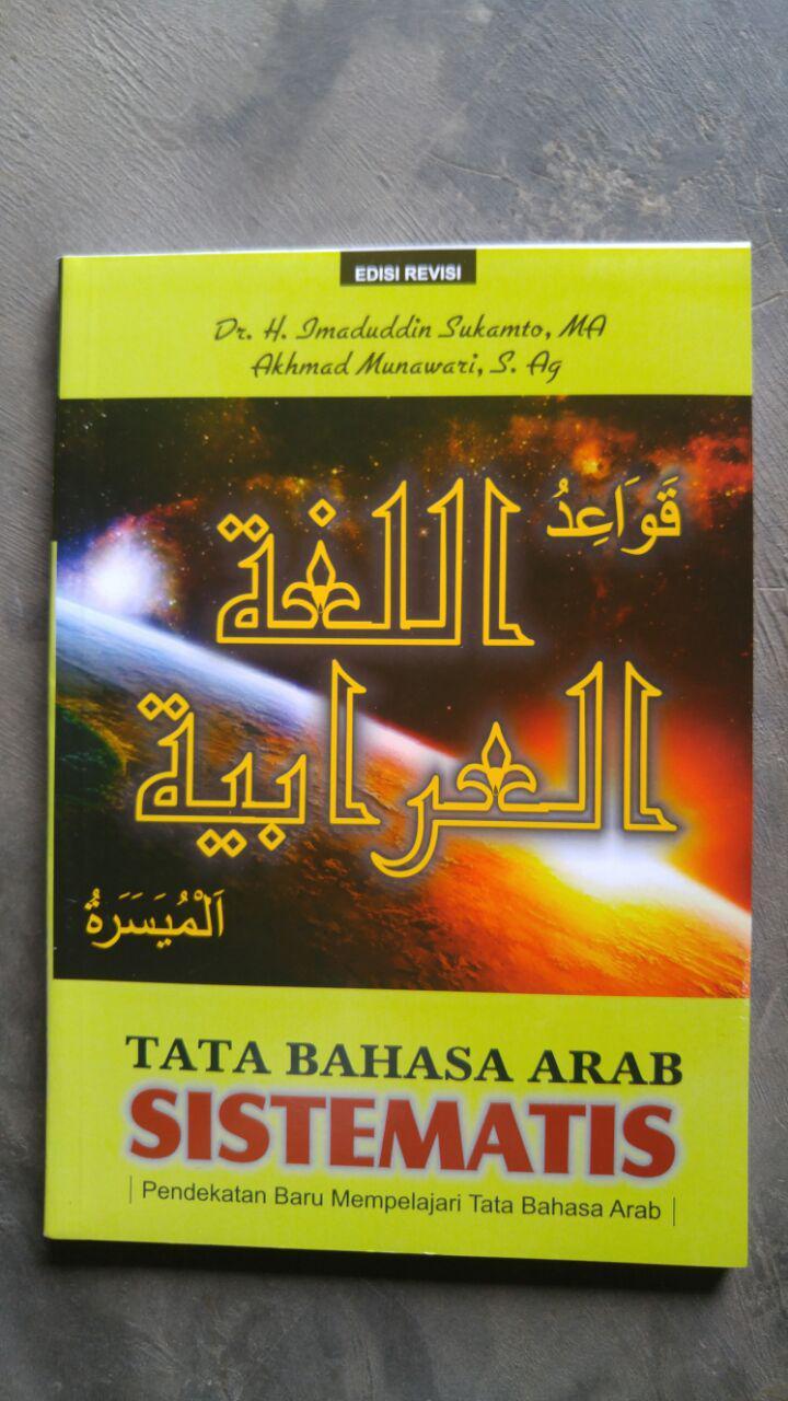 Buku Tata Bahasa Arab Sistematis cover
