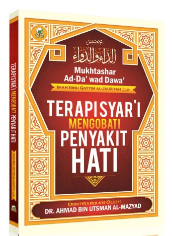 Buku Terapi Syar'i Mengobat Penyakit Hati Cover