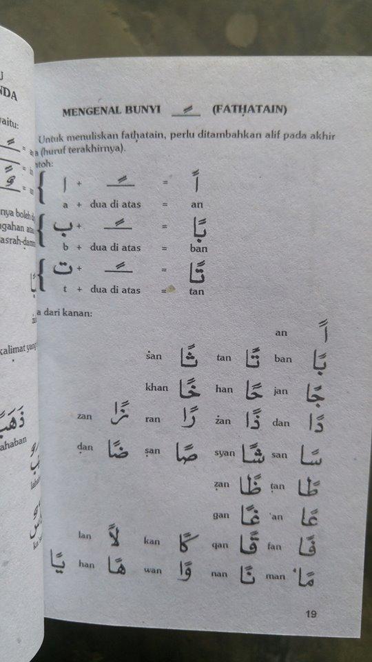 Buku Saku Terjemah Juz Amma isi 2