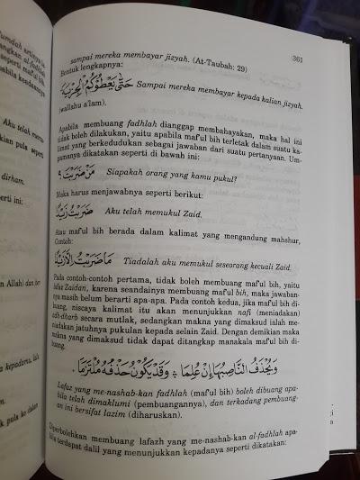 Buku Terjemahan Alfiyyah Syarah Ibnu Aqil Isi