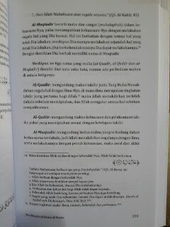 Buku The Miracle Of Asmaul Husna Isi