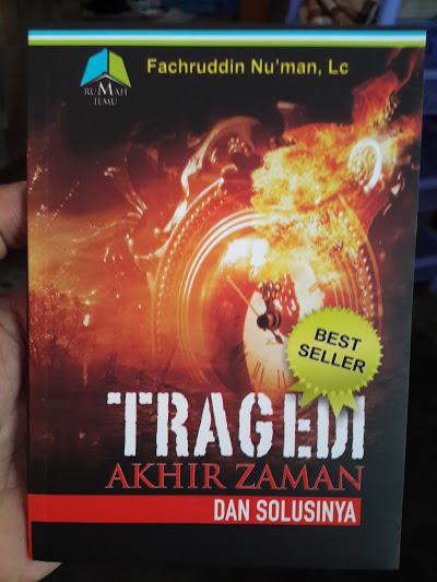 Buku Tragedi Akhir Zaman Dan Solusinya Cover