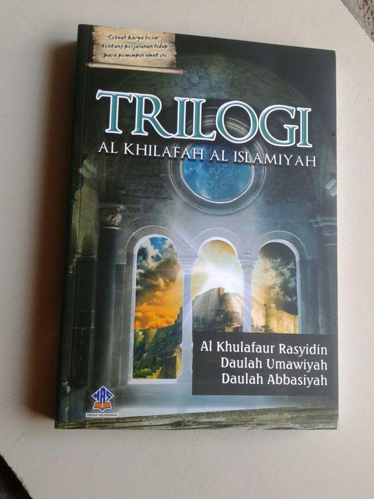 Buku Trilogi Al Khilafah Al Islamiyah cover 2