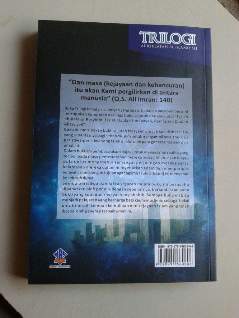 Buku Trilogi Al Khilafah Al Islamiyah cover