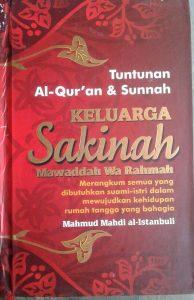 Buku Tuntunan Quran Sunah Keluarga Sakinah Mawadah Wa Rahmah cover 2