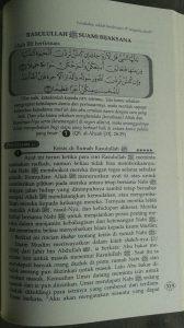 Buku Tuntunan Quran Sunah Keluarga Sakinah Mawadah Wa Rahmah isi 4