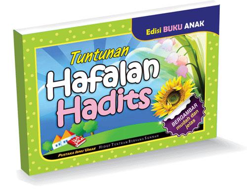 Buku Anak Tuntunan Hafalan Hadits Cover