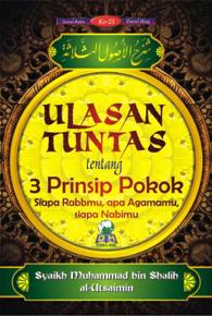 Buku Ulasan Tuntas Tentang Tiga Prinsip Pokok Cover