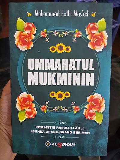 Buku Ummahatul Mukminin Istri-Istri Rasulullah Cover
