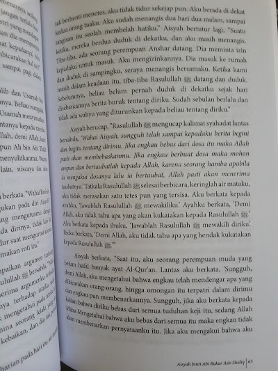 Buku Ummahatul Mukminin Istri-Istri Rasulullah Isi
