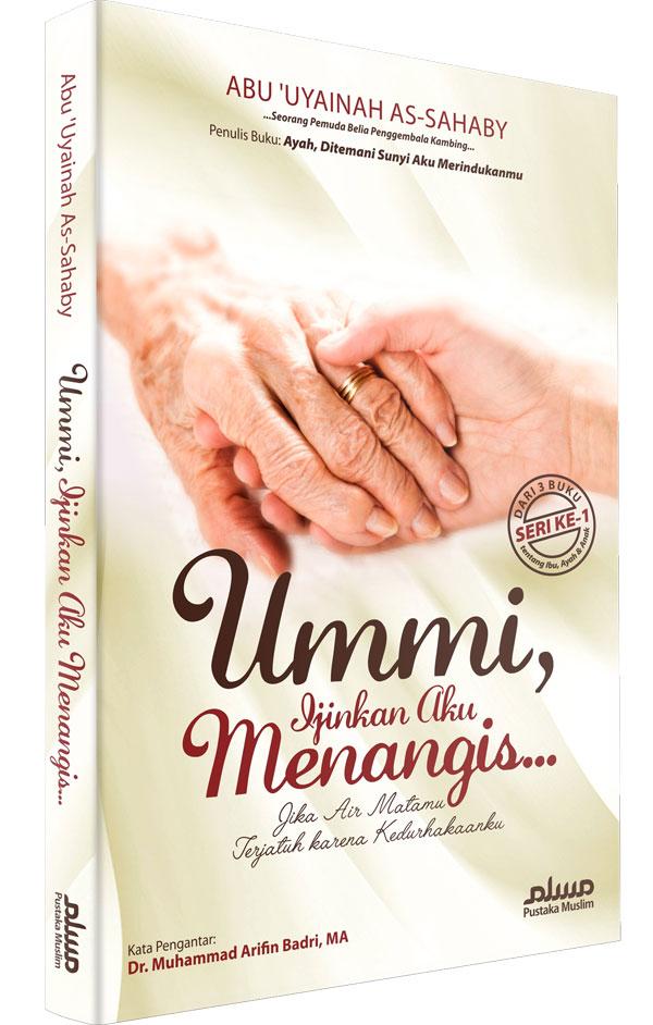 Buku Ummi Izinkan Aku Menangis Cover