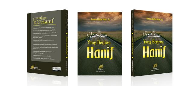 Buku Untukmu Yang Berjiwa Hanif Cover