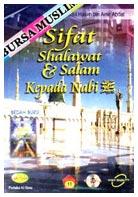 VCD Kajian Sifat Shalawat dan Salam Kepada Nabi