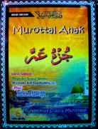 VCD Murottal Anak Juz Amma Edisi Tajwid Plus Buku