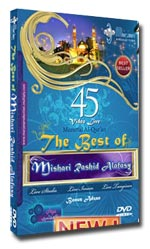 DVD Video The Best Of Mishari Rashid Al-Affasy