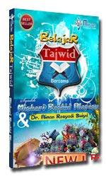 DVD Video Live Belajar Tajwid Bersama Mishari Rasyid Dan Dr. Ayman