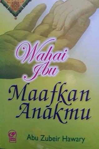 Buku Wahai Ibu Maafkan Anakmu Cover