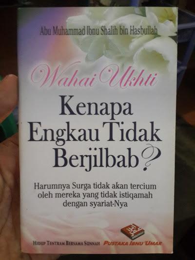 Buku Saku Wahai Ukhti Kenapa Engkau Tidak Berjilbab Cover