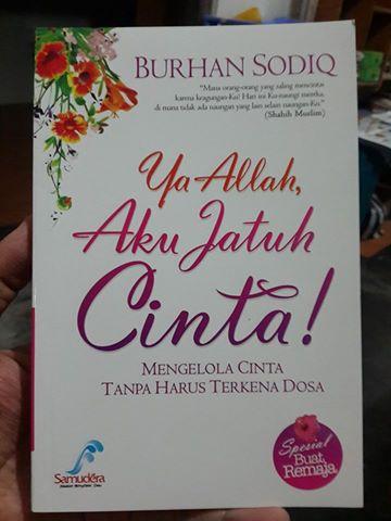 ya Allah aku jatuh cinta buku cover