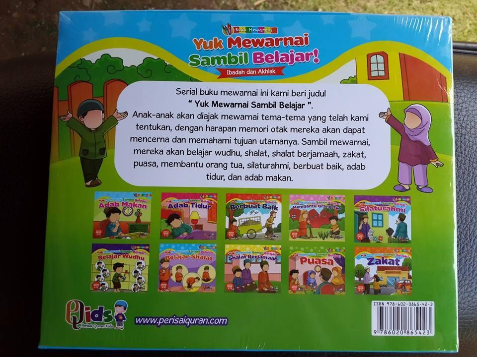 Buku Anak Yuk Mewarnai Sambil Belajar Cover 2
