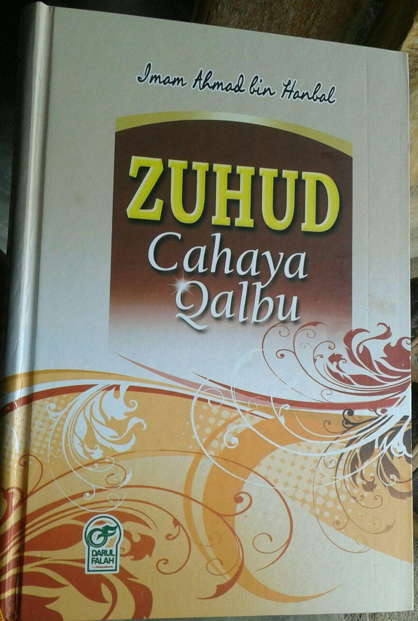 Buku Zuhud Cahaya Qalbu cover 2