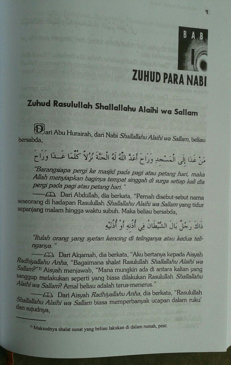 Buku Zuhud Cahaya Qalbu isi 3