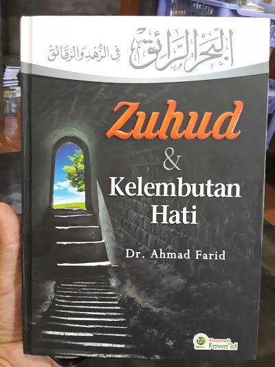 Buku Zuhud Dan Kelembutan Hati Cover