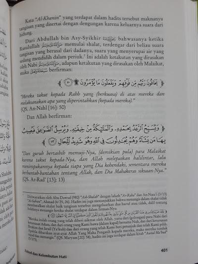 Buku Zuhud Dan Kelembutan Hati Isi