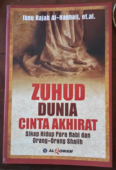 Buku Zuhud Dunia Cinta Akhirat Cover