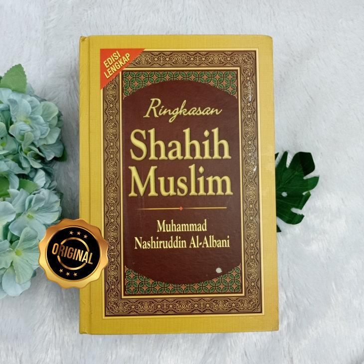 Buku Ringkasan Shahih Muslim Syaikh Albani