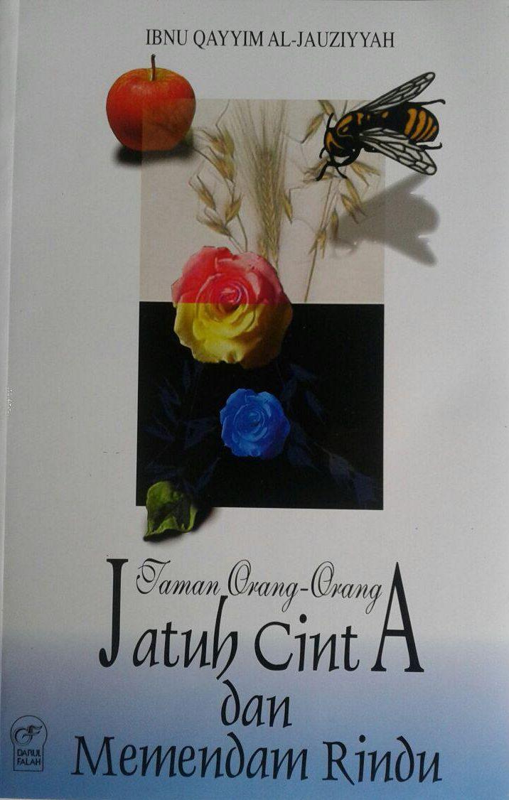 Buku Taman Orang-Orang Jatuh Cinta Dan Memendam Rindu cover 2