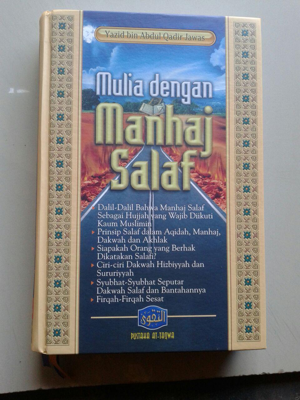 Buku Mulia Dengan Manhaj Salaf cover 2