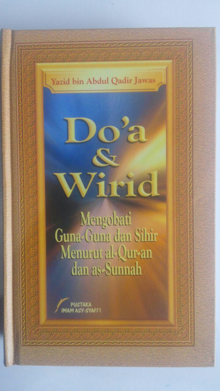 Buku Doa Dan Wirid Mengobati Guna-guna dan Sihir Menurut al-Qur'an dan as-Sunnah 80,000 20% 64,000 cover 2