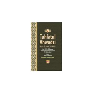 Buku Tuhfatul Ahwadzi Syarah Jami Tirmidzi