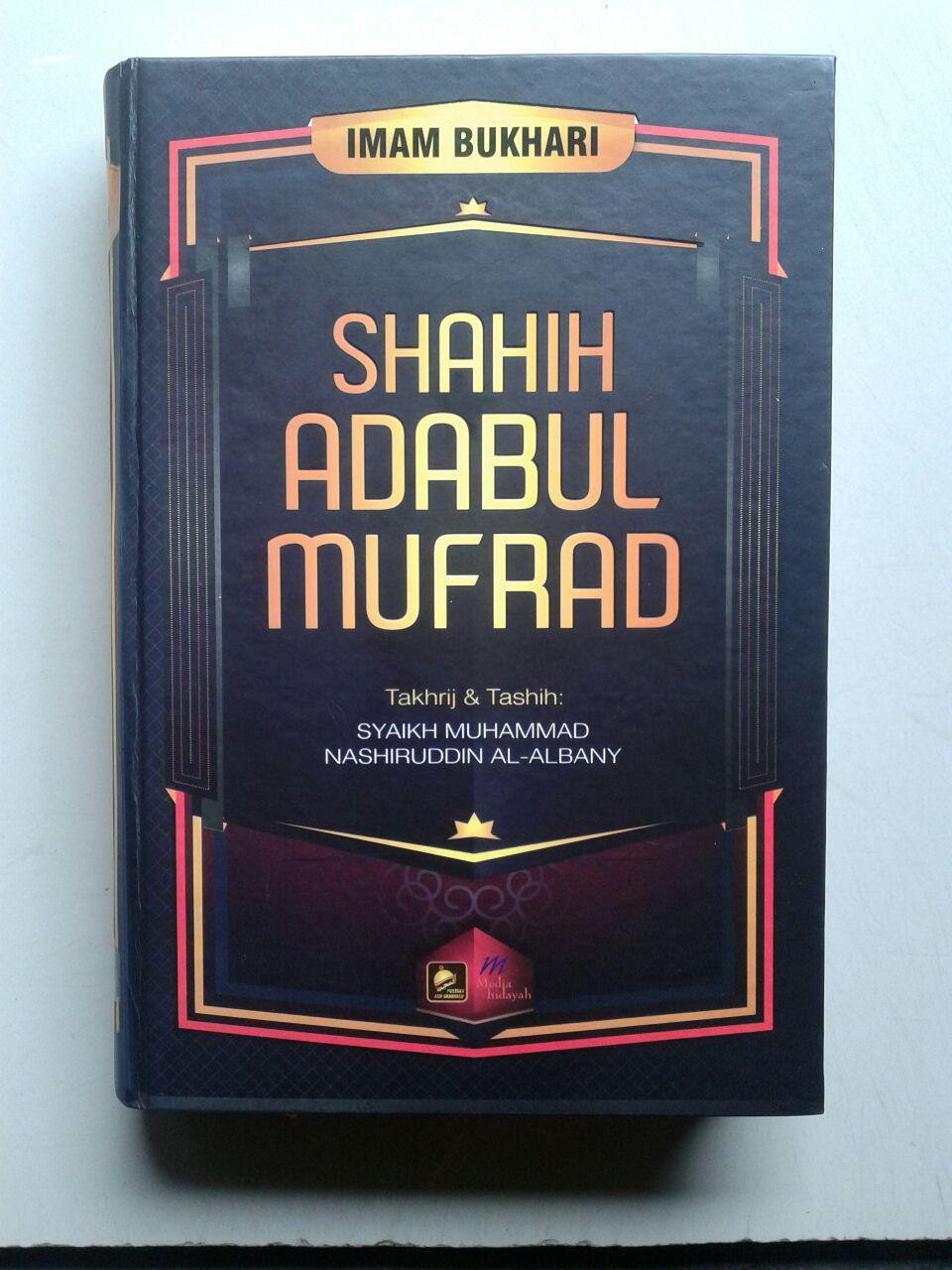 Buku Shahih Adabul Mufrad cover 2