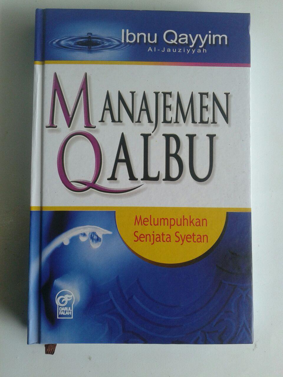 Buku Manajemen Qalbu cover 2