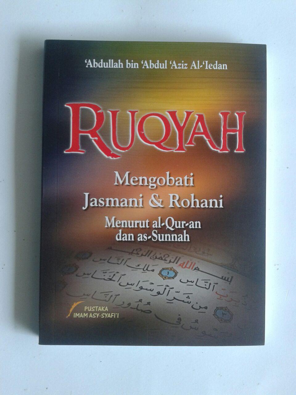 Buku Ruqyah Mengobati Jasmani & Rohani cover