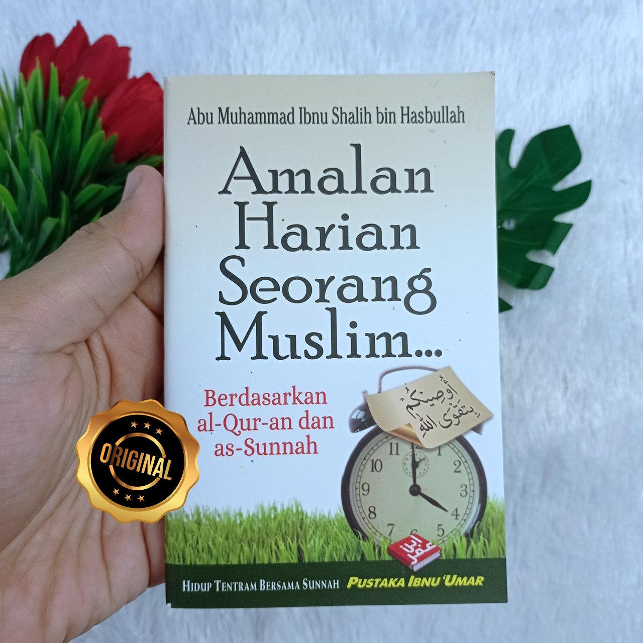 Buku Saku Amalan Harian Seorang Muslim