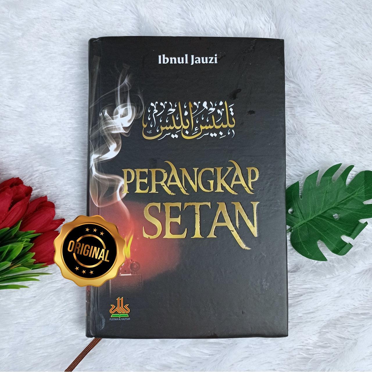 Buku Perangkap Setan Mawas Diri Dan Berbagai Macam Kiat Menghindarinya