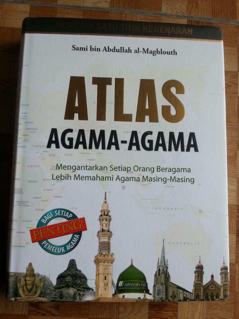 Buku Atlas Agama-Agama cover 2