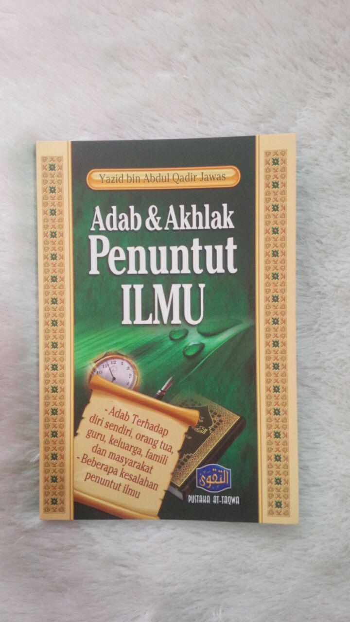 buku adab dan akhlak penuntut ilmu1