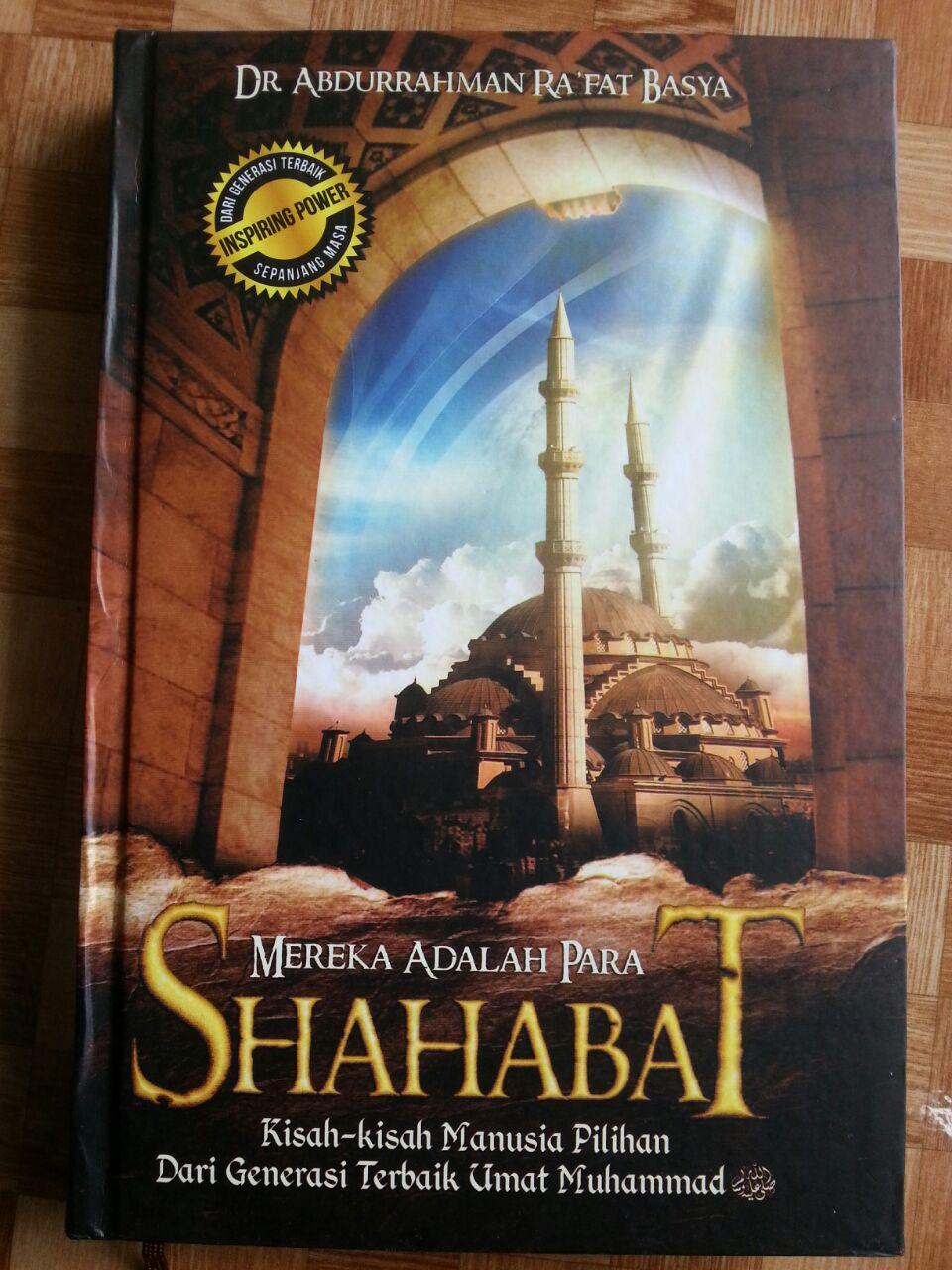 Buku Mereka Adalah Para Shahabat cover 2