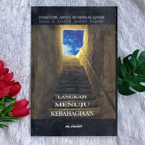 Buku Langkah Menuju Kebahagiaan