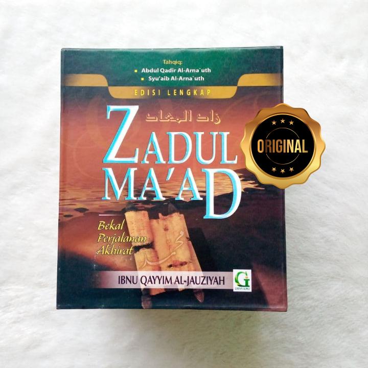Buku Zadul Maad Bekal Menuju ke Akhirat 7 Jilid Lengkap