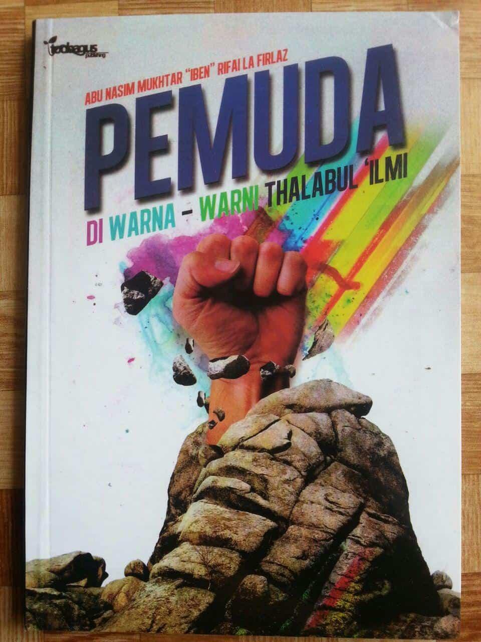 Buku Pemuda Di Warna-Warni Thalabul Ilmi cover 2